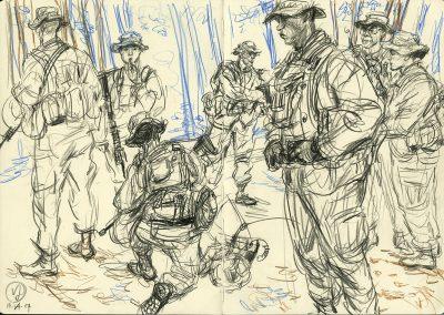 USMC Prepping