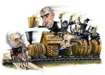 1840-TIPPECANOE and TYLER TOO