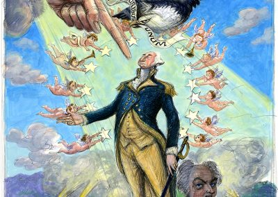 George Washington and the election of 1787