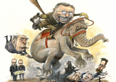 TR and the election of 1904